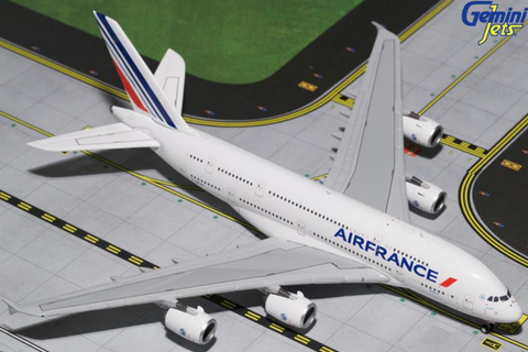 1/400 GeminiJets Air France Airbus A380-800 Diecast Model