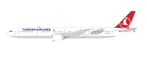 1/200 GeminiJets Turkish Airlines Boeing 777-300ER Diecast Model Plane