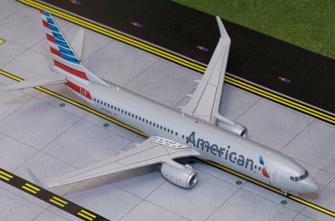 1/200 Gemini Jets American Airlines Boeing 737-800w Diecast Model Airplanes RW Hobbies