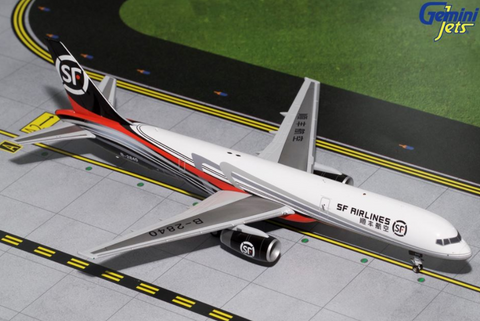 1/200 GeminiJets SF Airlines Boeing 757-200F Diecast Model