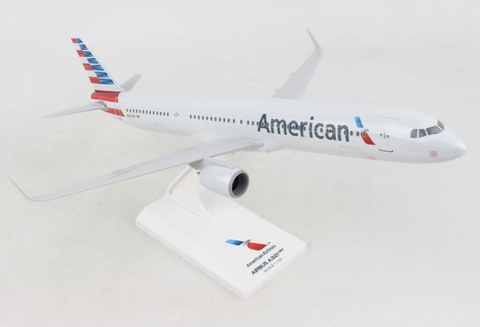 Skymarks American Airlines Airbus A321neo 1/150 Plastic Model