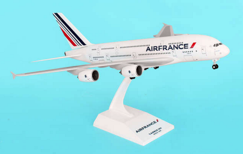 Skymarks  Air France Airbus A380-800 1/200 Plastic Model