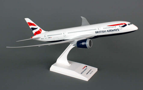 Skymarks British Airways Boeing 787-8 Dreamliner 1/200 Plastic Model - RW Hobbies