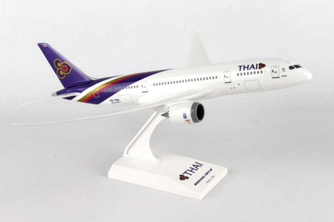 Skymarks Thai Airways International Boeing 787-8 Dreamliner 1/200 Plastic Model - RW Hobbies