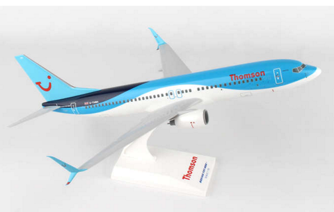 Skymarks Thomson Airways Boeing 737-800 1/130 Plastic Model RW Hobbies