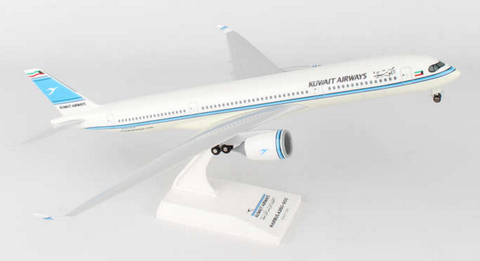 Skymarks Kuwait Airways Airbus A350-900 1/200 Plastic Model - RW Hobbies
