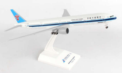 Skymarks China Southern Boeing 777-300ER 1/200 Plastic Model - RW Hobbies