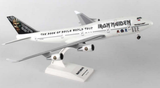 Skymarks Iron Maiden Boeing 747-400 1/200 Plastic Model RW Hobbies