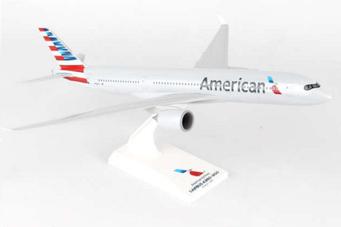 Skymarks American Airlines Airbus A350-900 1/200 Plastic Model - RW Hobbies