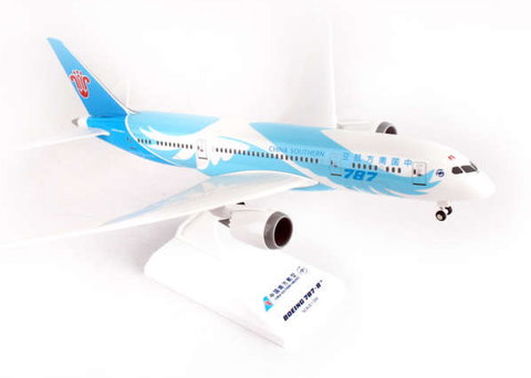 Skymarks China Southern Boeing 787-8 Dreamliner 1/200 Plastic Model - RW Hobbies