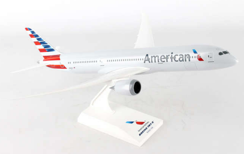 Skymarks American Airlines Boeing 787-9 Dreamliner 1/200 Plastic Model - RW Hobbies