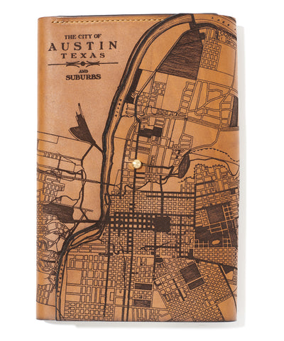 Austin Map Journal