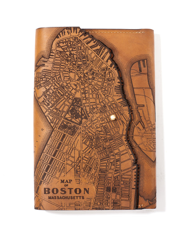 Boston Map Journal 1