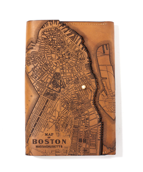 Boston Map Journal