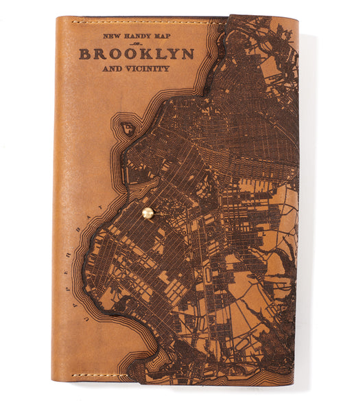 Brooklyn Map Journal