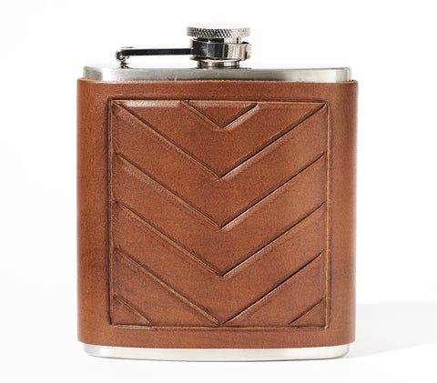 Chevron Flask
