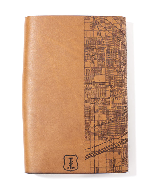 Chicago Map Journal 1