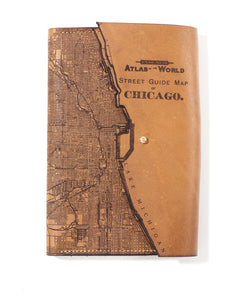 Chicago Map Journal
