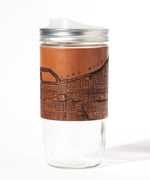 Load image into Gallery viewer, Chicago Map Travel Mug