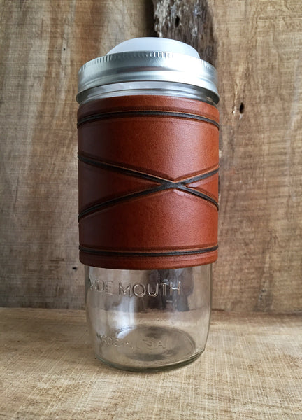 Crossed Borders Travel Mug