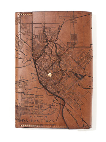 Dallas Map Journal