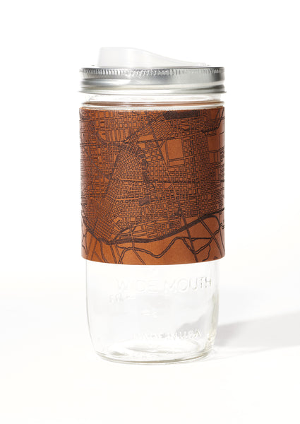 Dallas Travel Mug