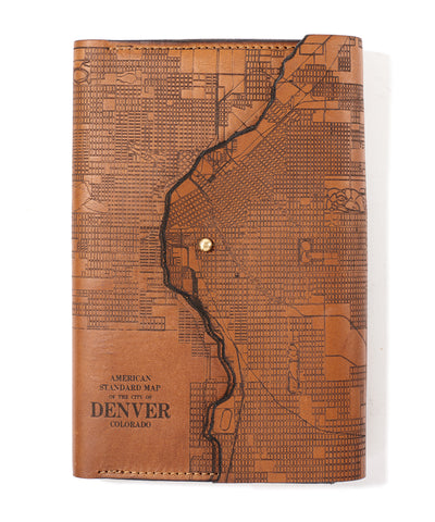 Denver Map Journal