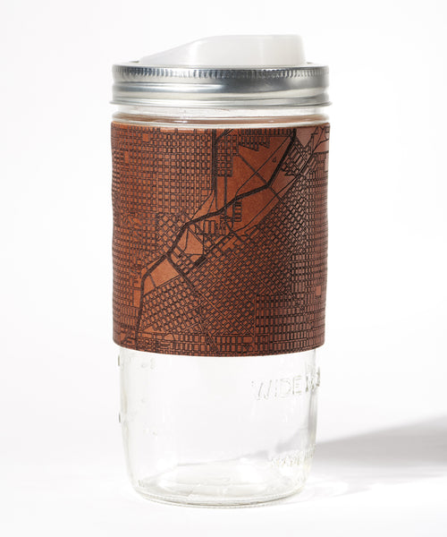 Denver Map Travel Mug