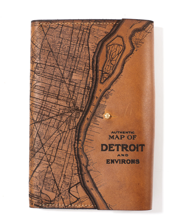 Detroit Map Journal