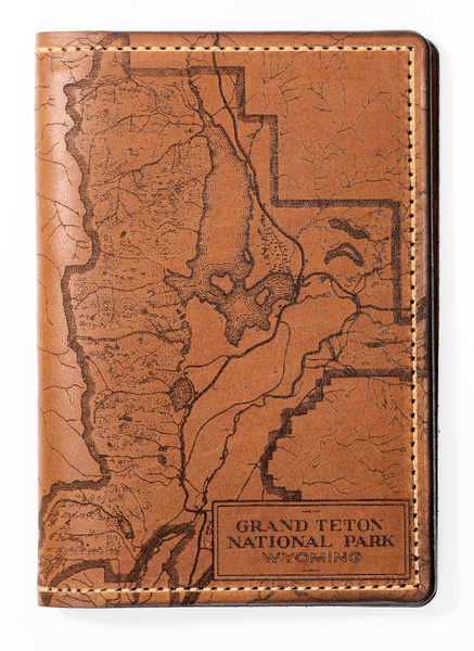 Grand Teton Passport Wallet