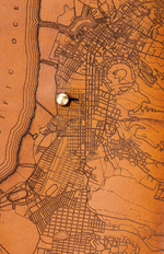 Load image into Gallery viewer, Honolulu Map Journal
