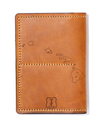 Load image into Gallery viewer, Honolulu Map Passport Wallet