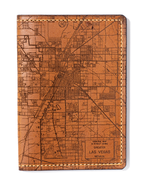 Load image into Gallery viewer, Las Vegas Map Passport Wallet