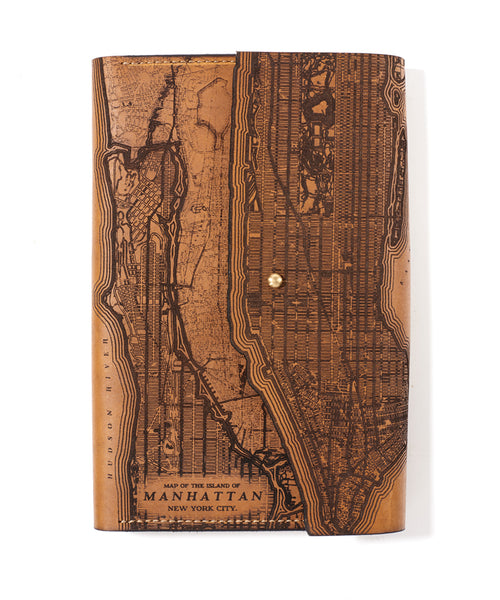 Manhattan Map Journal