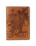 Load image into Gallery viewer, Mexico City Map Passport Wallet