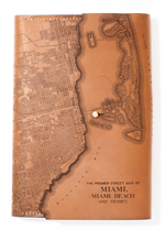 Load image into Gallery viewer, Miami Map Journal