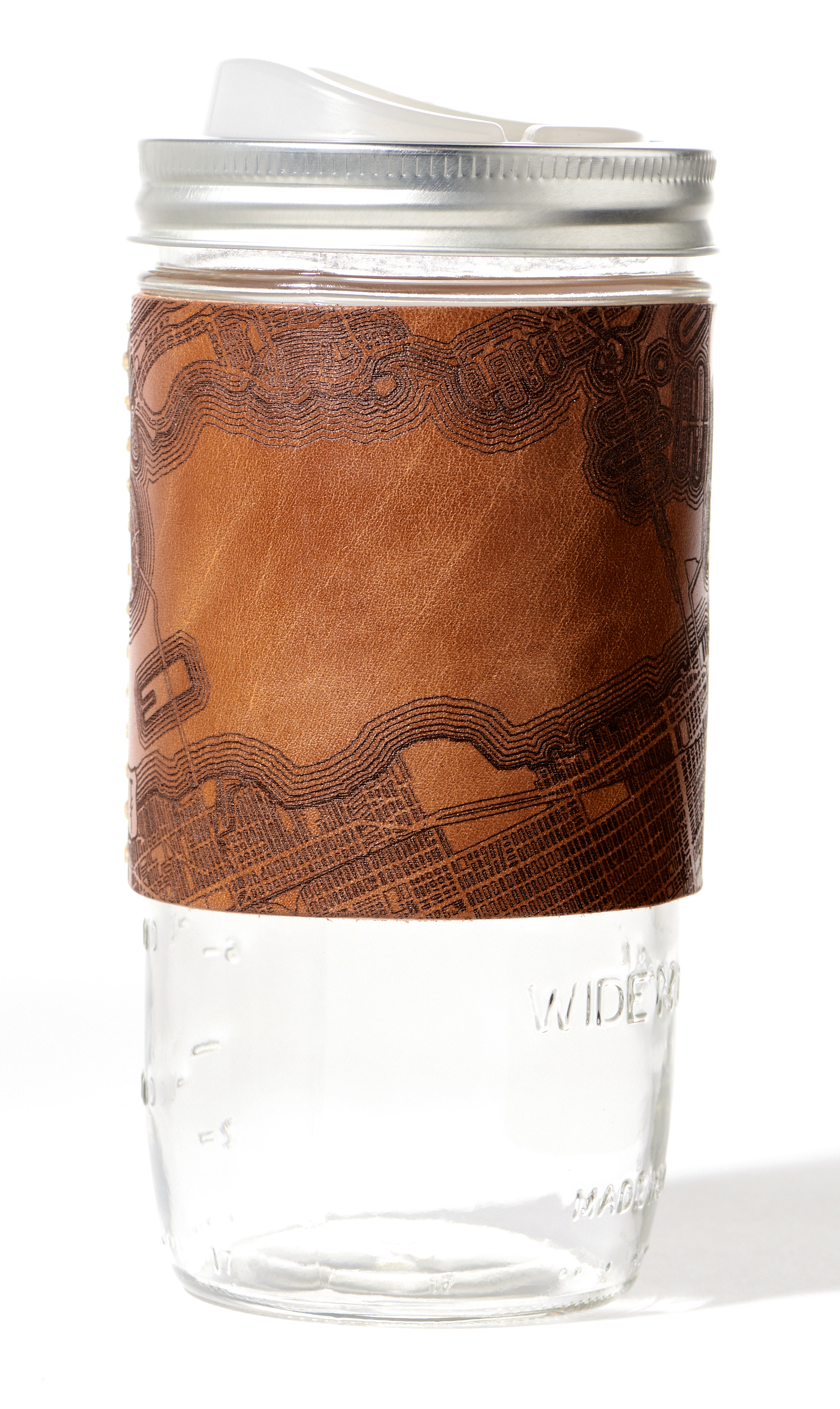 Miami Map Travel Mug