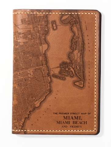 Miami Passport Wallet