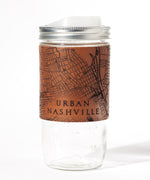 Load image into Gallery viewer, Nashville Map Travel Mug