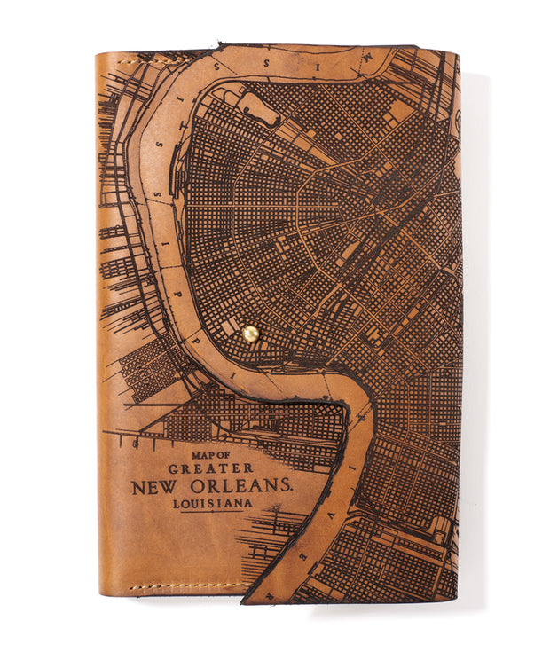 New Orleans Map Journal 1
