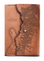 Load image into Gallery viewer, Oakland Map Journal