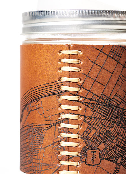 Oakland Map Travel Mug