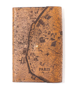 Load image into Gallery viewer, Paris Map Journal