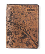 Load image into Gallery viewer, Paris Map Passport Wallet