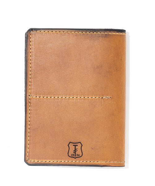 New Orleans Map Passport Wallet