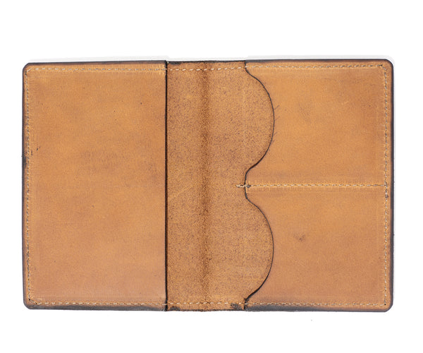 Dallas Map Passport Wallet