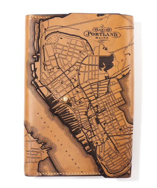 Portland, Maine Map Journal