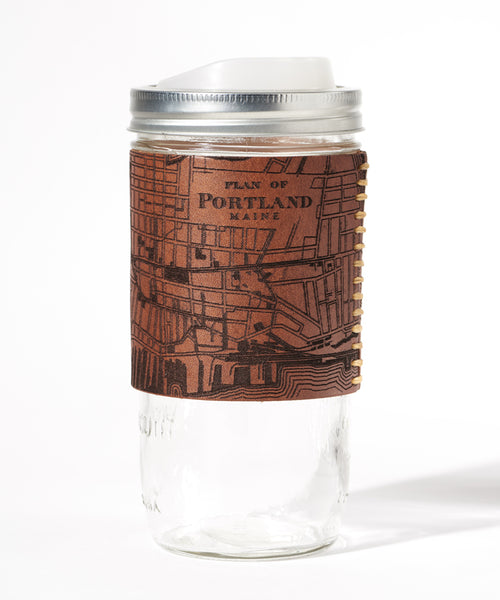 Portland, Maine Travel Mug