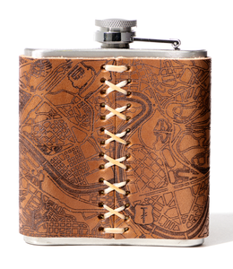 Rome Map Flask
