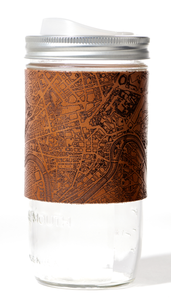 Rome Map Travel Mug